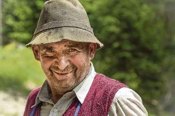 MärzGewinner Der Tiroler Waldarbeiter
