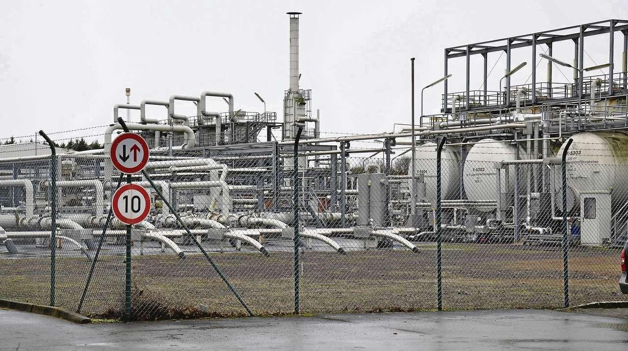 Exxon möchte auf dem Grundstück der Anlage in Bellen eine neue Halle bauen. Das sorgt für Zündstoff und ruft die Interessengemeinschaft (IG) Wiedau auf den Plan.