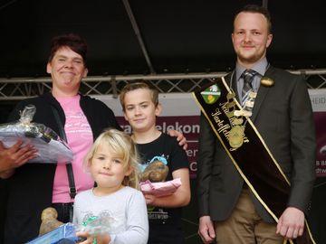 Neuenkirchen feiert buntes 25 Kartoffelfest