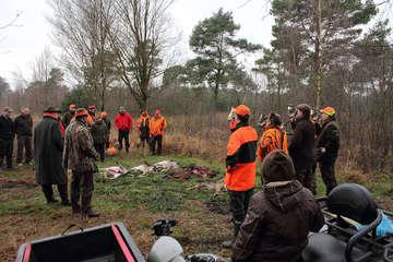 Hauptjagdsaison beginnt im Landkreis  Jäger rufen zu Vorsichtsmaßnahmen auf