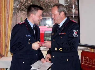 Feuerwehren im Landkreis blicken bei Dienstversammlung auf einsatzreiches Jahr zurück
