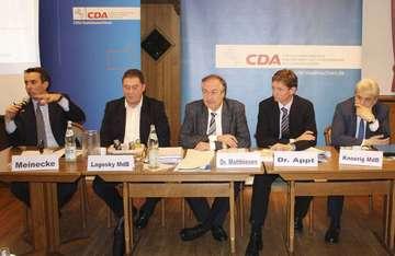CDALandesverband tagt in Jeddingen