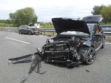 Unfallfahrer ohne Fahrerlaubnis