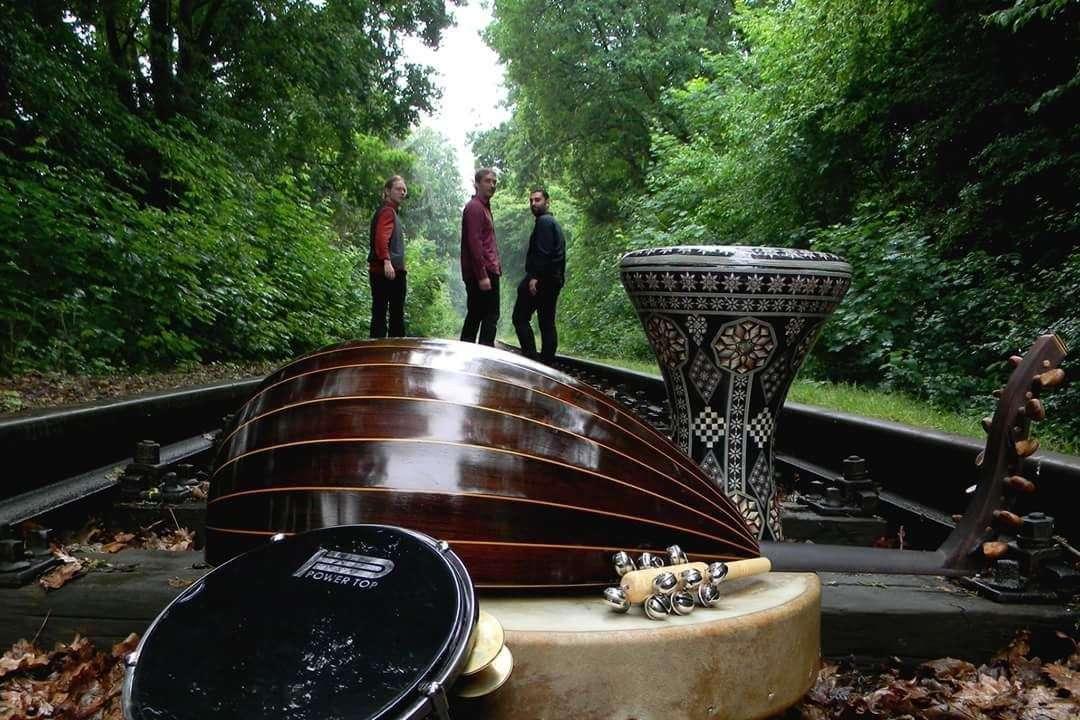 Das Bremer Musikensemble Damas tritt in der Kreismusikschule auf. Foto: Damas
