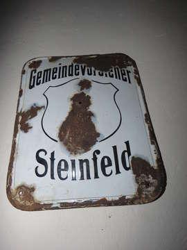 Ein Besuch im Steinfelder Dorfmuseum  Von Elke KepplerRosenau