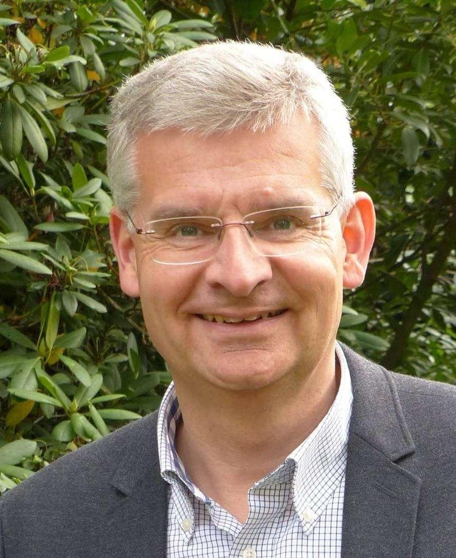 Superintendent Michael Blömer