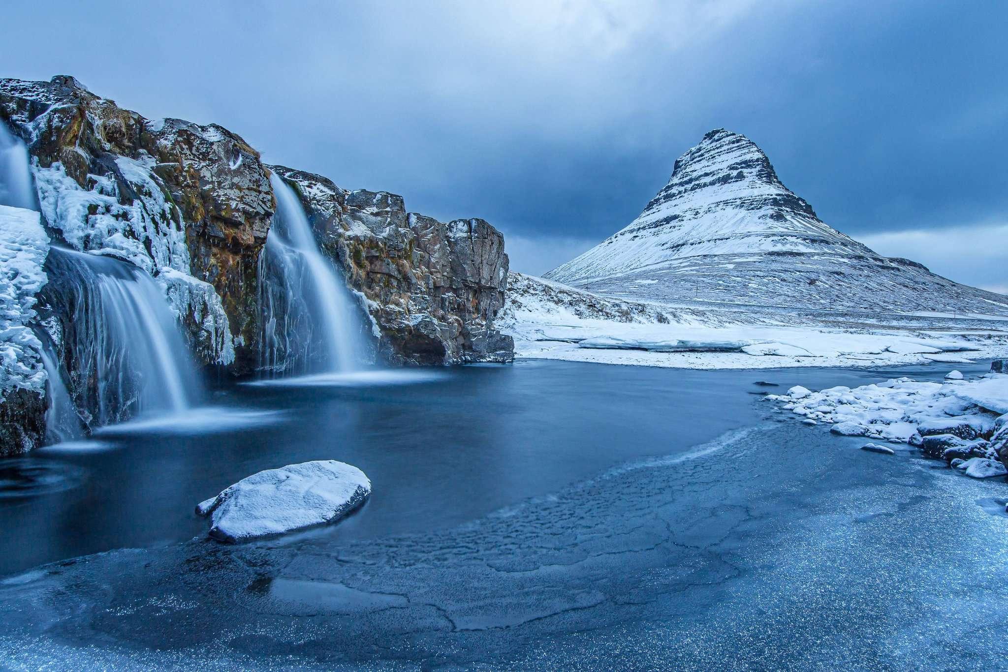 Ralf Kohröde hielt die eindrucksvolle Landschaft Islands fotografisch fest u2013 und gewinnt den Fotowettbewerb im Januar.
