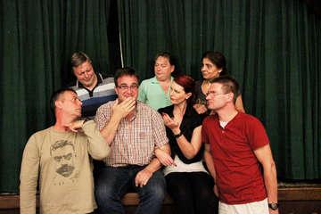Theatergruppe Wensebrock startet in ihre zehnte Spielzeit  Von Nina Baucke
