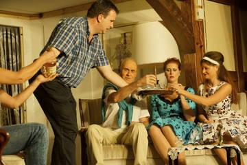 Theater mit Friede Freude Pustekuchen in Wensebrock  Von Erich Schulz