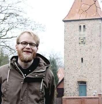 Hartmut Nack tritt am 12 Februar Vikariat in Kirchwalsede an  Von Nina Baucke