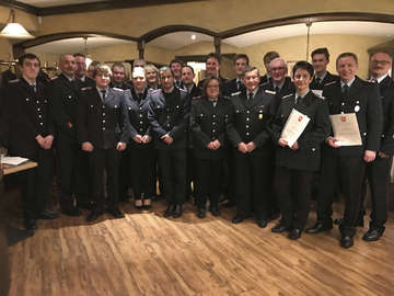 Feuerwehr Bothel freut sich über 85 aktive Einsatzkräfte