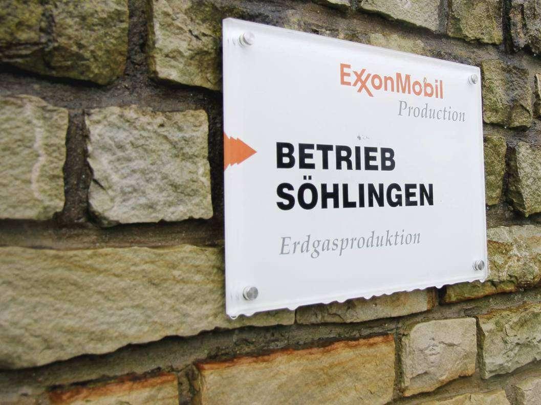 Exxon-Mobil-Betriebsstätte Söhlingen in Bellen: Kommt die Reststoffbehandlungsanlage oder kommt sie nicht? Zwei Monate dauert die Auswertung der Eröterung. Archivbild: Nina Baucke
