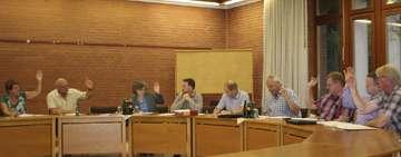 Ausschuss für 20 neue Grundstücke