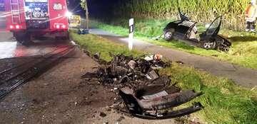 24Jährige bei Unfall schwer verletzt