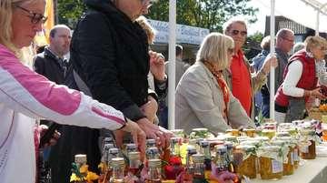 Abwechslungsreiches Programm beim Brockeler Bauernmarkt