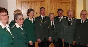Generalversammlung des Brockeler Schützenvereins