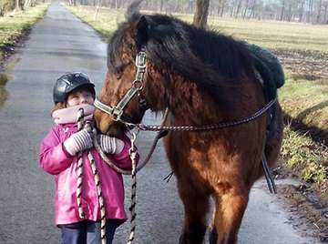 Bothelerin verschenkt Zeit mit ihrem Pony an Sechsjährige  Von Nina Baucke