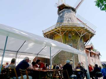 Mühle Anneliese in Brockel öffnet ihre Pforten  Von Janila Dierks