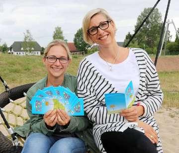 Kinderferienprogramm Bothel bietet reichlich Abwechslung  Von Nina Baucke