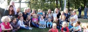 Kindertagesstätte Hemsbünde freut sich über Zertifizierung  Von Nina Baucke