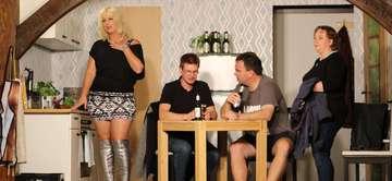 Theatergruppe Wensebrock feiert Premiere mit Der SexStreik  Von Henning Leeske