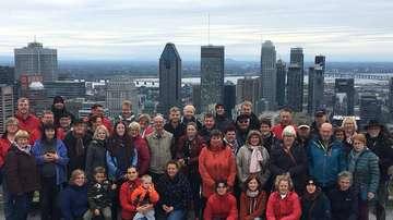 Blaskapelle Hemslingen unternimmt Konzertreise von Toronto aus durch Kanada  Von Nina Baucke