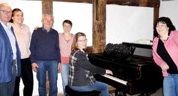 Der Vorstand des Kulturvereins Brockwischenhus über Kunst und Musik auf dem Land  Von Janila Dierks