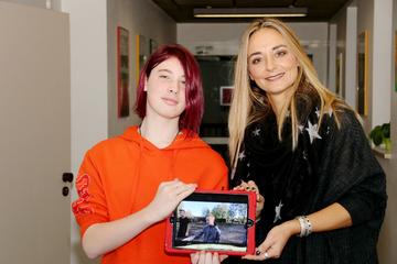 Schüler der WiedauSchule werben mit Video für Toleranz  Von Nina Baucke