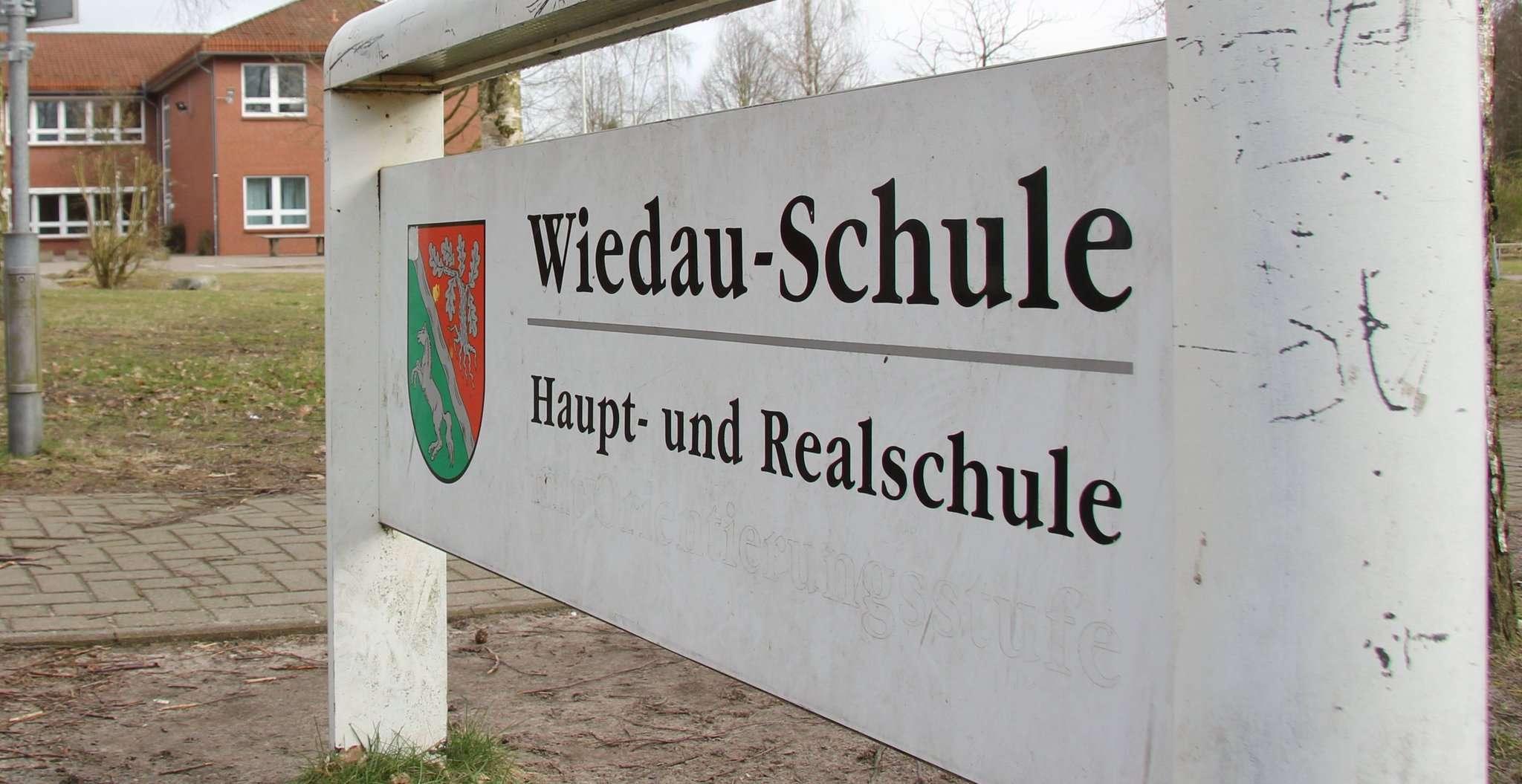 Die Wiedau-Schule soll umgebaut und saniert werden. Archivfoto: Nina Baucke