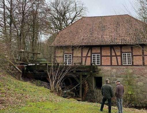 Die Wassermühle in Federlohmühlen erhält Unterstützung aus EU-Töpfen.