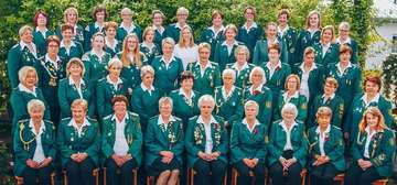Brockeler Damenriege feiert ihr 50jähriges Bestehen