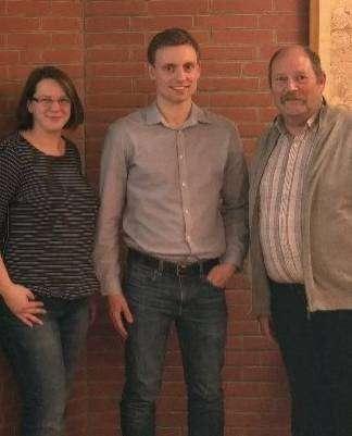 Janin Stein, Kai Lüning und Norbert Jörs sind künftig als Ansprechpartner für die Bürger da.