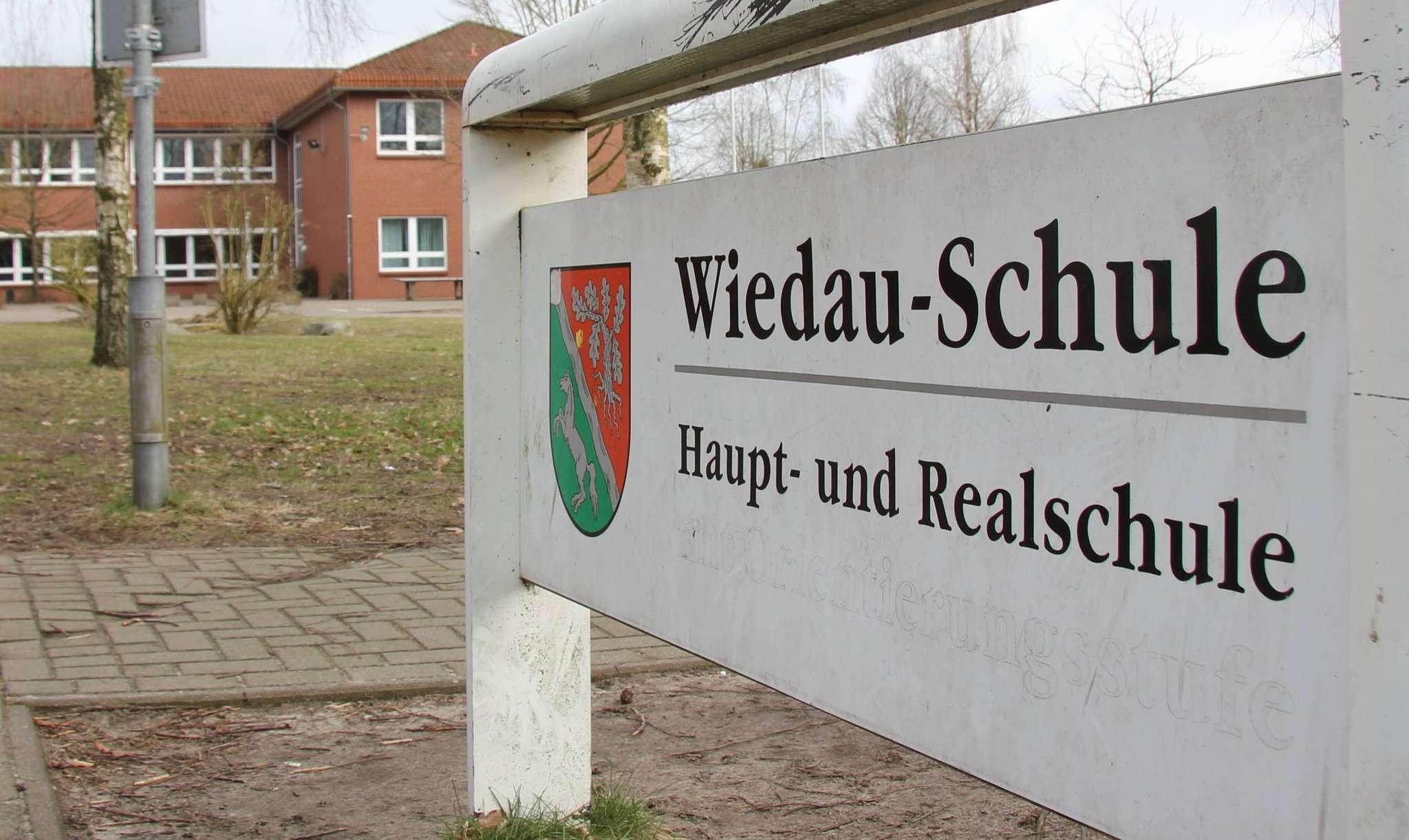Vor allem die Baumaßnahmen an der Wiedau-Schule wirken sich auf den Investitionsplan und damit auch auf den Haushalt der Samtgemeinde aus. Archivfoto: Nina Baucke