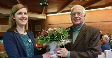 Lena Gehring referiert beim Botheler Seniorenbeirat