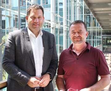 Lars Klingbeil und Dirk Eberle begrüßen Gesetz zur Entlastung der Kommunen