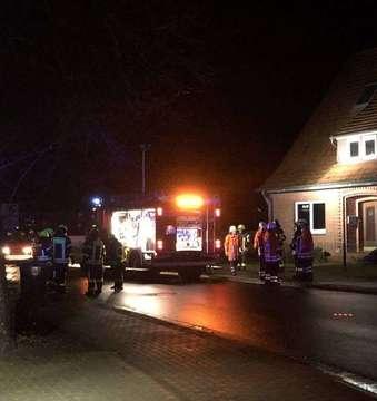 Zwei Brände in Kirchwalsede und Bothel beschäftigen Feuerwehr