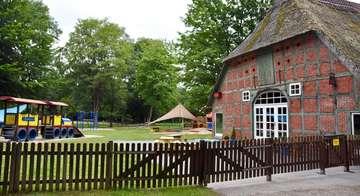 Kirchwalsede Ein Kindergarten zwei Wunschorte  Von Judith Tausendfreund