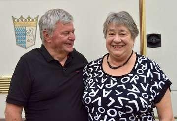 Renate und Hans Erich Fischer aus Bothel feiern Goldene Hochzeit