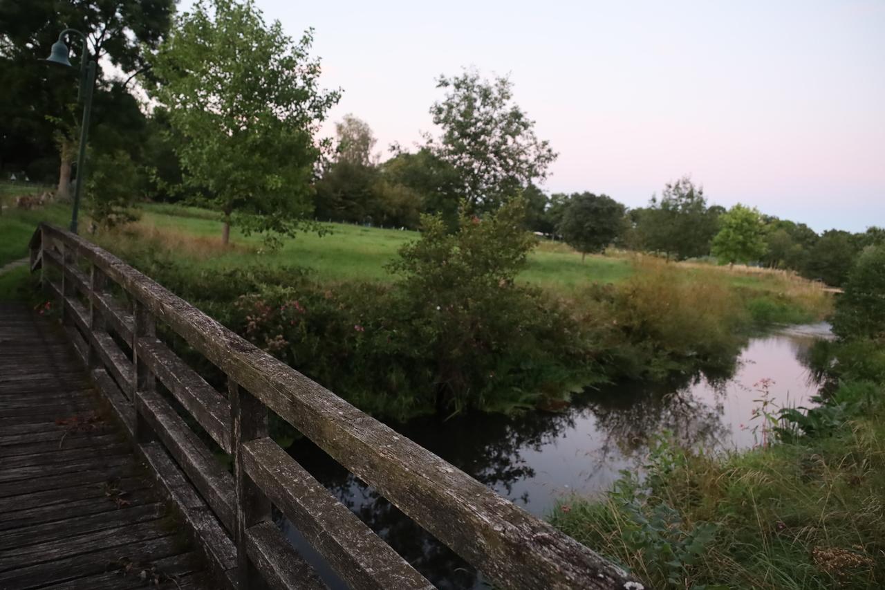 Der Ausschuss beriet sich unter anderem über die Brücke. Foto: Henning Leeske