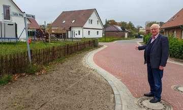 Brockel schließt Straßenbau ab