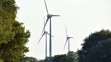 Windkraftgebiete stehen in den Startlöchern