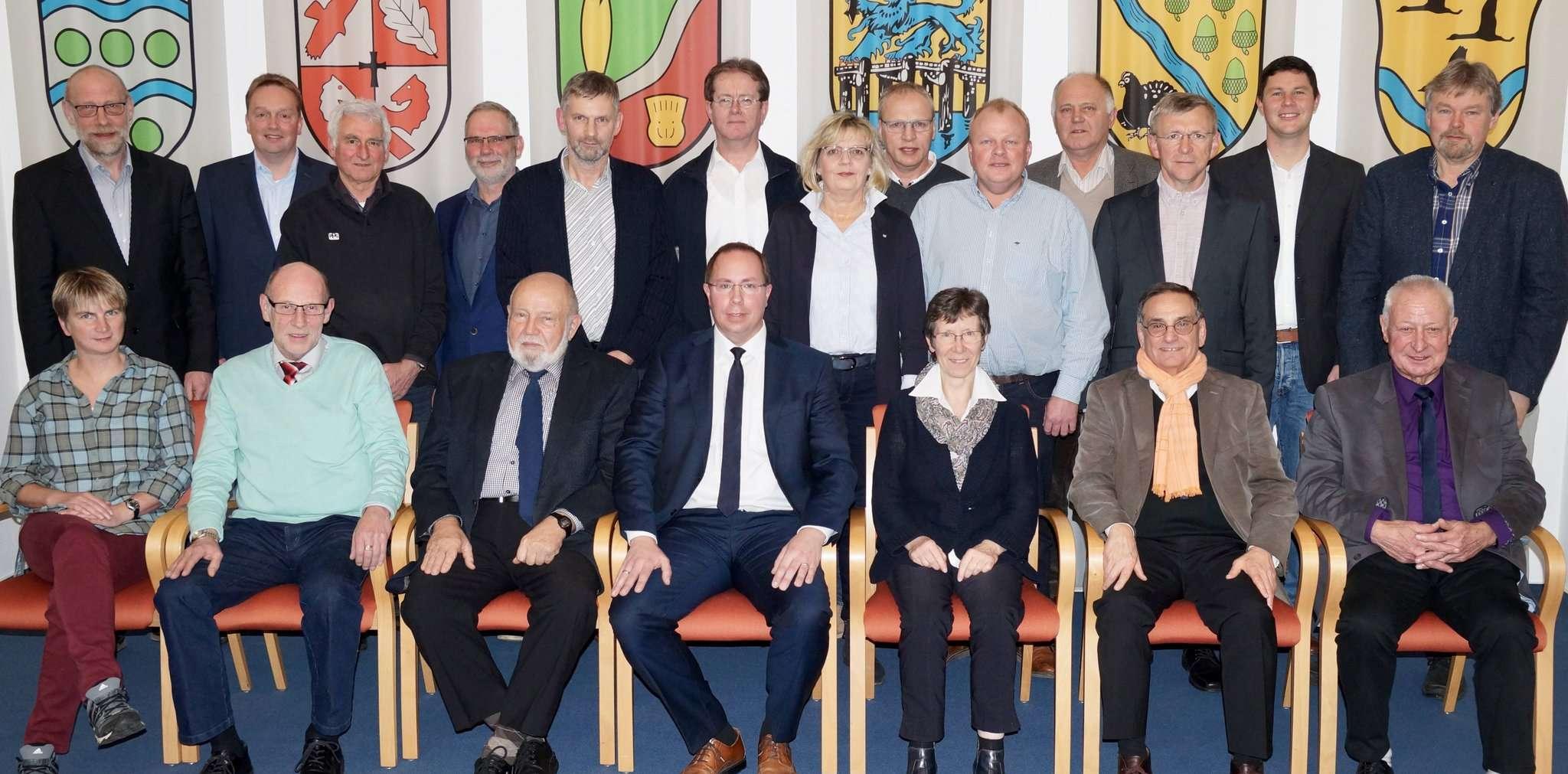 Der Haushaltsplan wurde von allen Ratsmitgliedern einstimmig angenommen. Foto: Hans-Jörg Werth