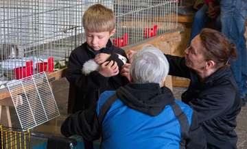 Gute Laune auf dem Geflügelmarkt