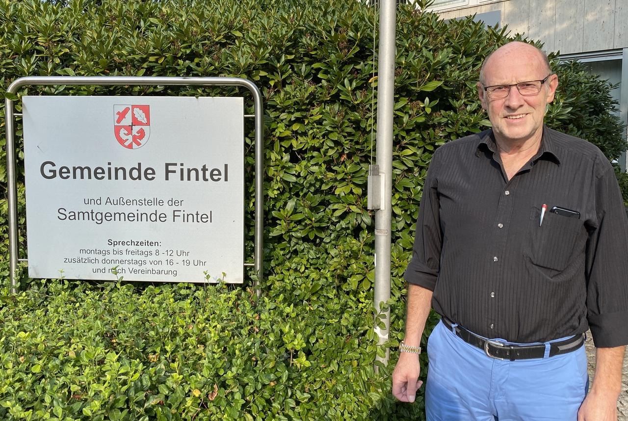 Wilfried Behrens ist der zweite Nachfolger von Claus Riebesehl. Foto: Alina Lyuleeva