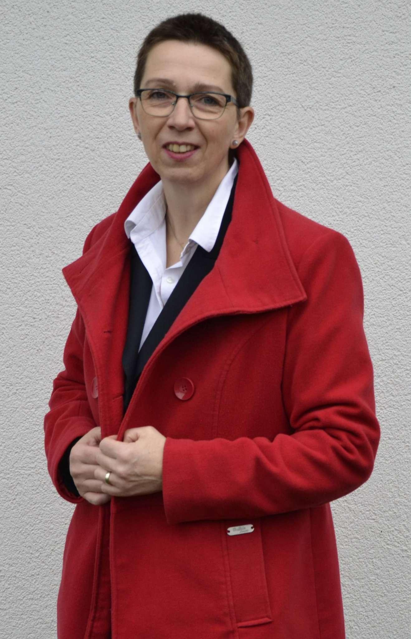 Anne Cordes will bei der Wahl im September gegen Sven Maier antreten.