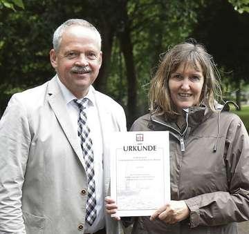 Stadt kürt UmweltschutzpreisSieger