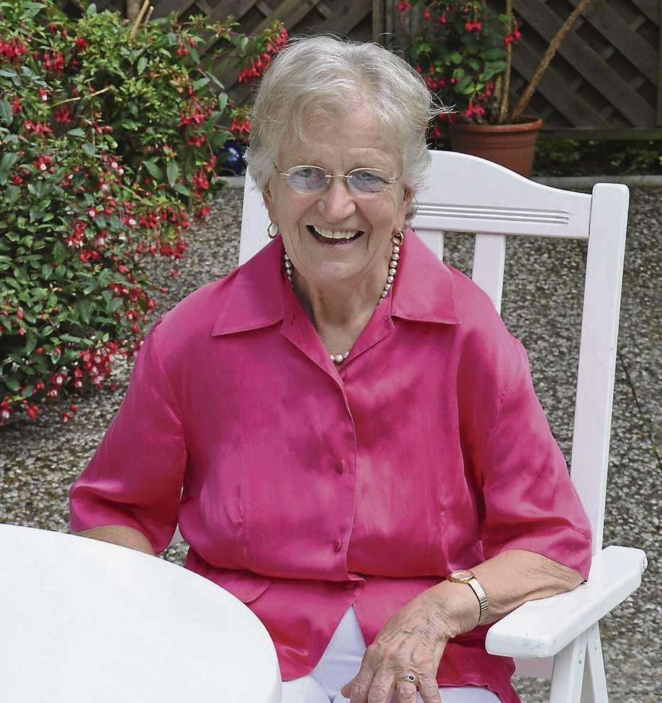 Ida Walter engagierte sich 48 Jahre beim Besuchsdienstkreis der evangelischen Stadtkirche.