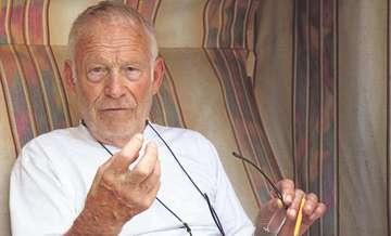 Seit 35 Jahren veröffentlicht Peter Pröhl alias Rowdy gereimte Satire in der Rundschau  Von Dennis Bartz
