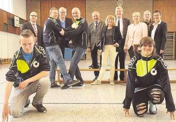 Rotenburger Werke mit 20 Athleten bei den Special Olympics  Von Dennis Bartz