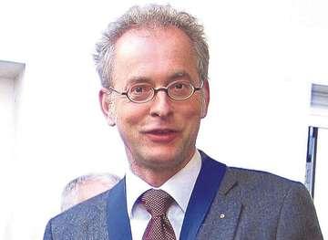 Neue Führung Jan MüllerScheessel ist Clubchef im Jubiläumsjahr